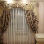 Выбираем портьерные шторы
