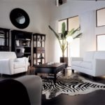 Черный цвет в дизайне интерьера: как сочетать