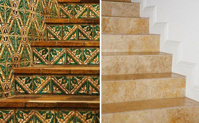 Как правильно выбрать материал для отделки ступеней лестницы