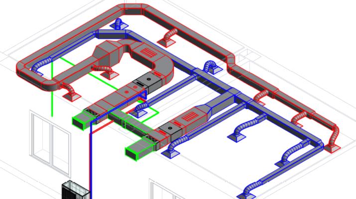 Вентиляция и особенности ее проектирования