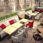 Секреты по выбору мебели для кафе