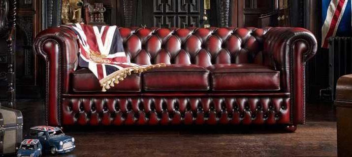 Традиционные разновидности диванов