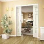Установка раздвижных дверей: плюсы и минусы