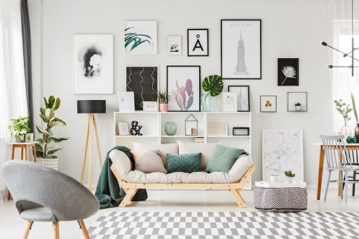 Как правильно выбрать квартиры для настенного декора