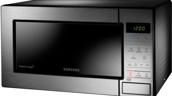 Компактная микроволновая печь Samsung ME83M