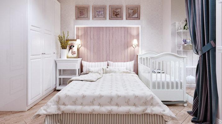 Какую стенку выбрать для обустройства детской комнаты