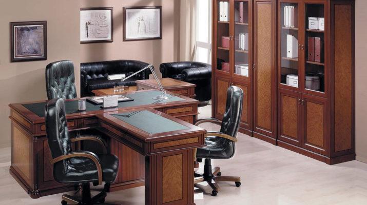 Тонкости выбора мебели для руководителя по стилю оформления