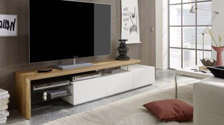 Важные правила выбора тумбы под телевизор