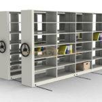 Архивные стеллажи: передвижные или стационарные