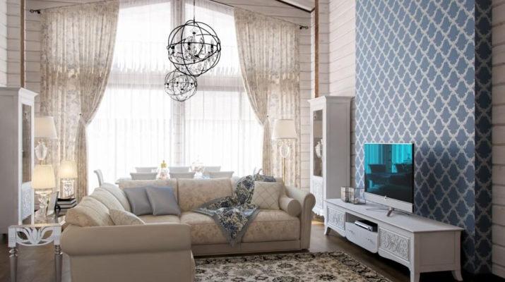 7 правил дизайна гостиной