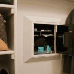 Советы по установке встраиваемых сейфов в стену