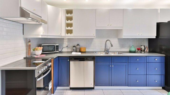 Советы по выбору фасада для кухни
