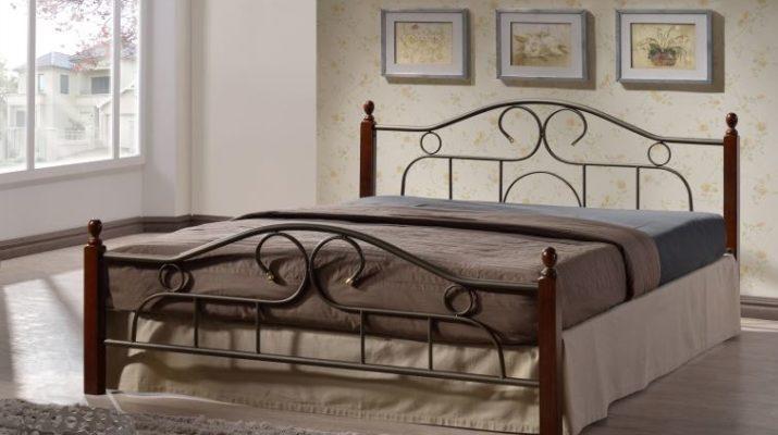 Купить железную кровать в Минске в Berloni