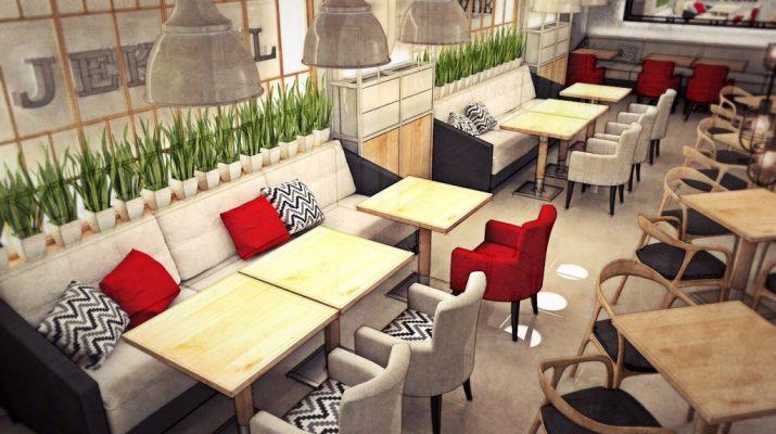 Важные правила выбора мягкой мебели для ресторана и кафе