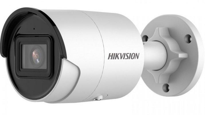 Hikvision камеры видеонаблюдения 2021 года