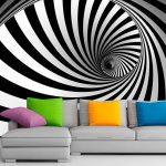 Иллюзии в интерьере: способы преобразить жилое пространство с помощью визуальных эффектов