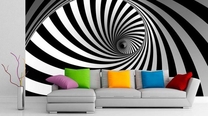 Иллюзии в интерьере