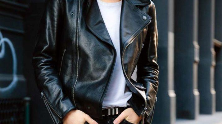 Особенности выбора кожаной куртки