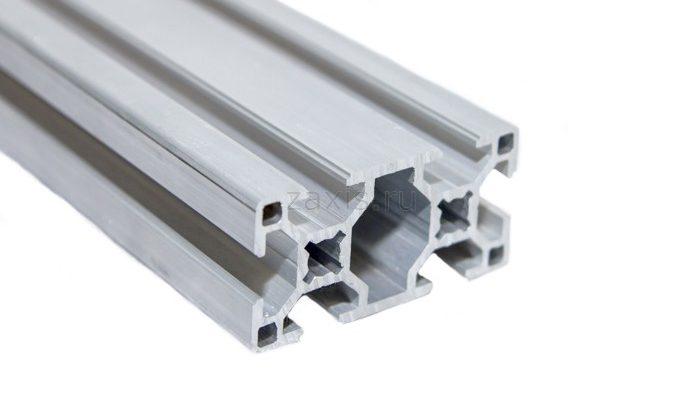 Свойства и особенности алюминиевых профилей1